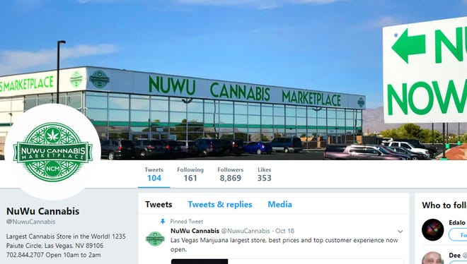 Nuwu Cannabis Marketplace, a fast food-style drive-thru on tribal land near downtown Las Vegas, is the first of its kind in the country.