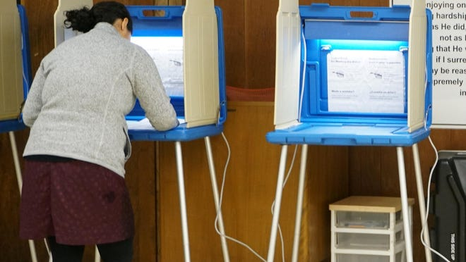 Rhode Island's statewide primary will be held on Tuesday.