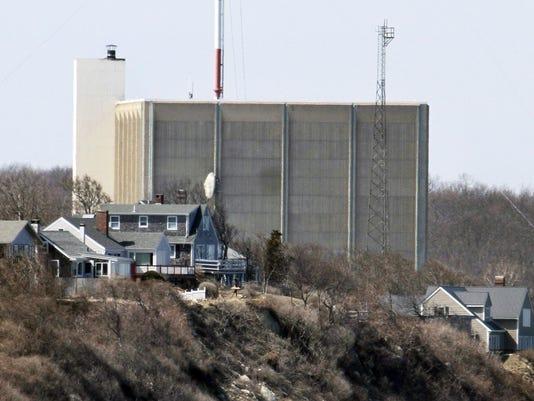 New England Nuclear Plants