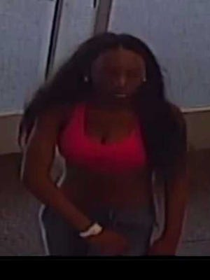 A female suspect in connection with a retail theft in Greendale is also suspected in participating in an attempted robbery and carjacking in Greenfield.