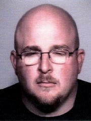 Matt Hagan, 35, was arrested on Friday on a charge of patronizing prostitution.