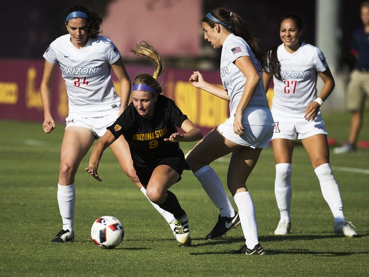 ASU Womens Soccer