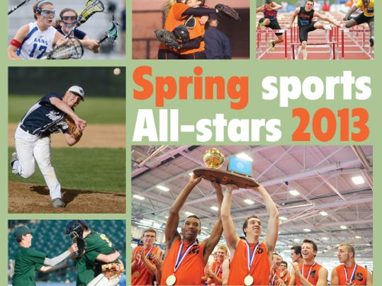 The 2013 Spring Sports All-Stars special section will be in Thursday's Daily Record.