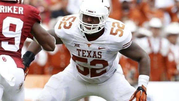 Darius James (52) transferred to Auburn from Texas
