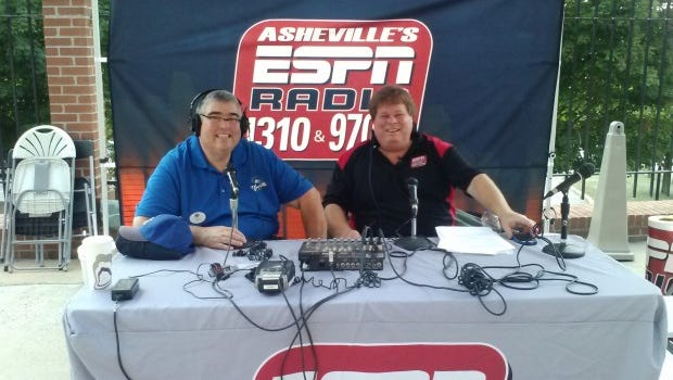 Bill McClement, left, and Pat Ryan host the WISE Guys High School Football Coaches Show.