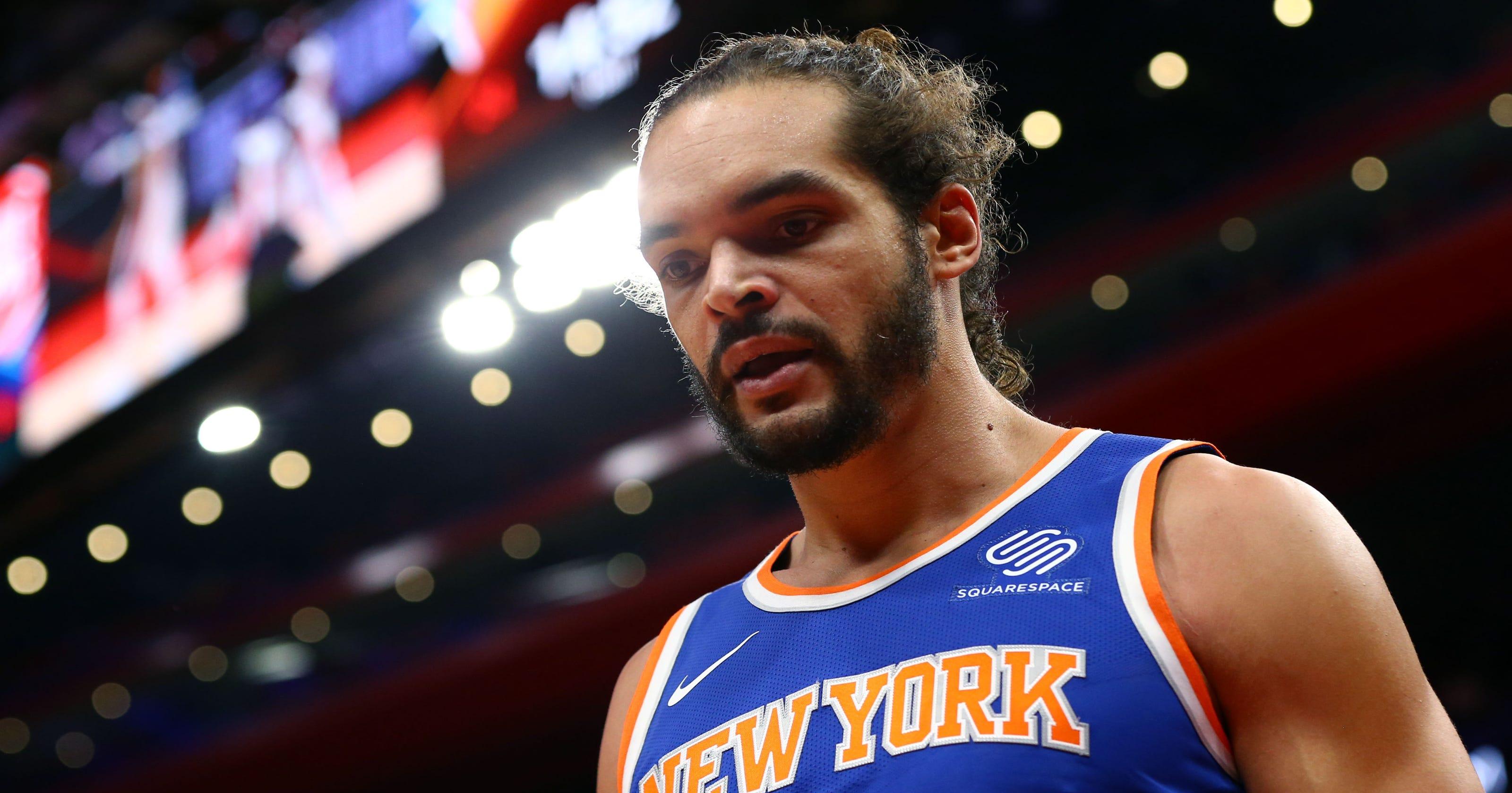 57efb9ac0162 New York Knicks part ways with Joakim Noah but still owe him  38 million