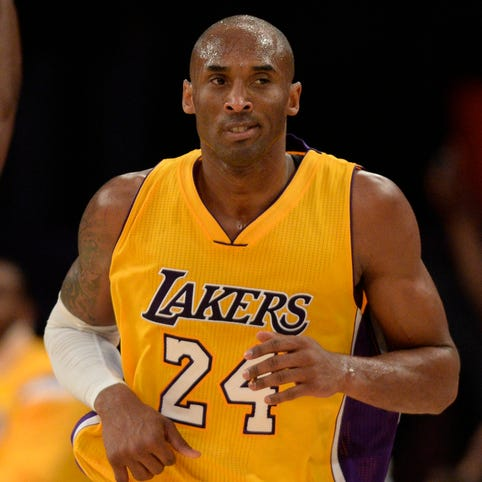 Los Angeles Lakers guard Kobe Bryant could be in his last season.