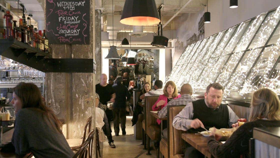 Best New Restaurant No 9 Central Kitchen Bar