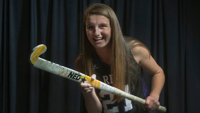 All Shore Field Hockey Player of the Year Madison Maguire of Rumson-Fair Haven.