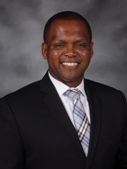 Lamar Goree, superintendent of the Caddo Parish School