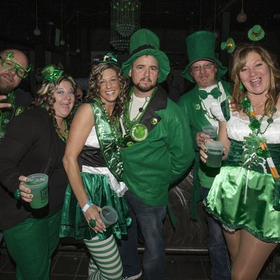 Be Irish for the day in Reno on St. Patrick's Day