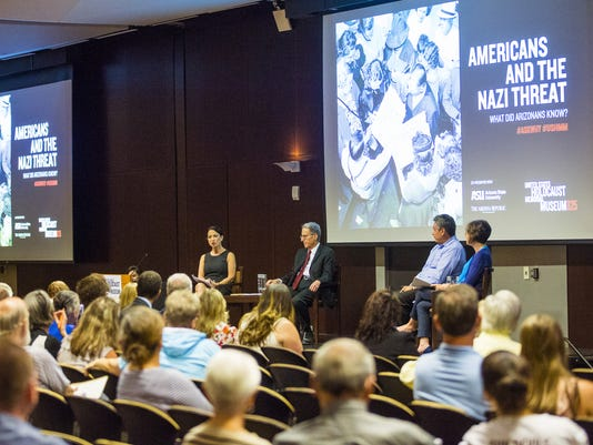 'Americans and the Nazi Threat: What Did Arizonans Know?' panel