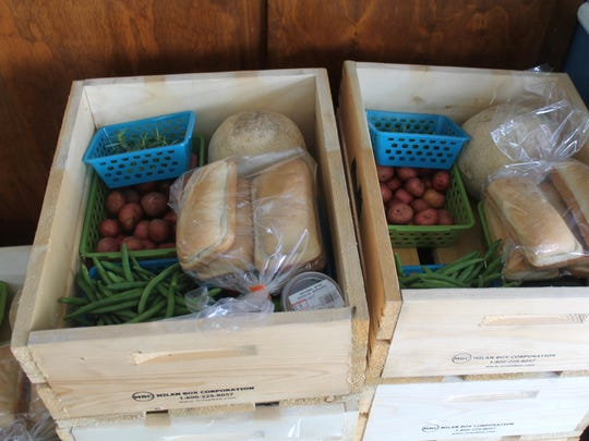 Milan Farmers Market provides Community Supported Agriculture
