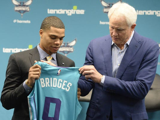 outlet store 0bfa3 b658b MSU's Miles Bridges could thrive in NBA with position-less hoops