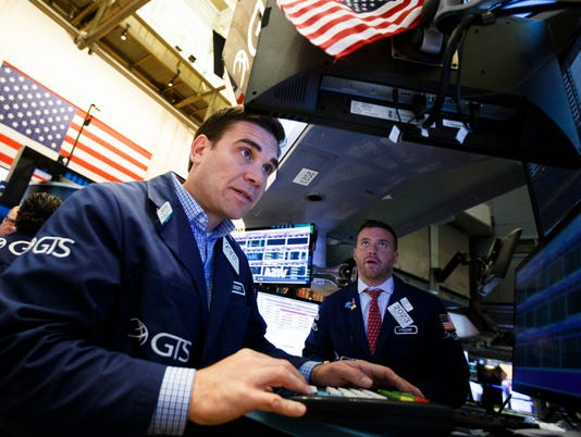 EPA USA NEW YORK STOCK EXCHANGE BREXIT BRITAIN EBF MARKETS AND EXCHANGES USA NY