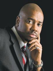 Dr. Ricky L. Jones is Chair of Pan-African Studies