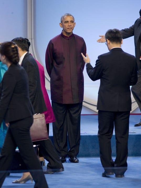 AP APTOPIX APEC CHINA OBAMA I CHN