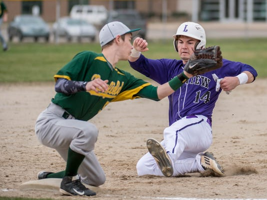 High School Baseball Preview 1