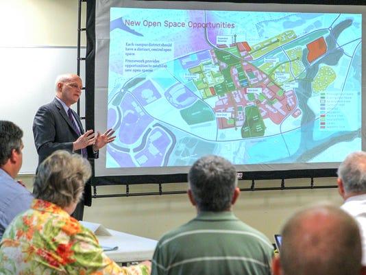 Clemson community meeting