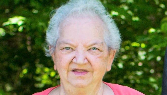 Barbara Jean McCaulley, 75,