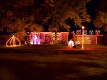 Manitowoc light show benefits Shop with a Cop