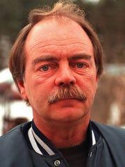 Bill Larner , Rose's dad, in 1996
