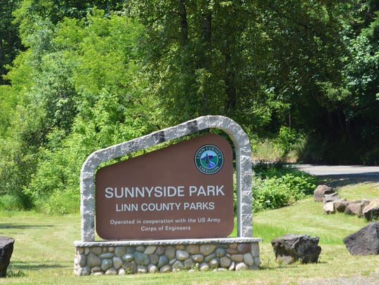 This Linn County park was discovered by accident, but