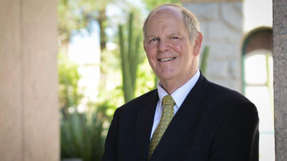 Former Republican state lawmaker Tom O'Halleran is running for Congress in the open 1st District as a Democrat.