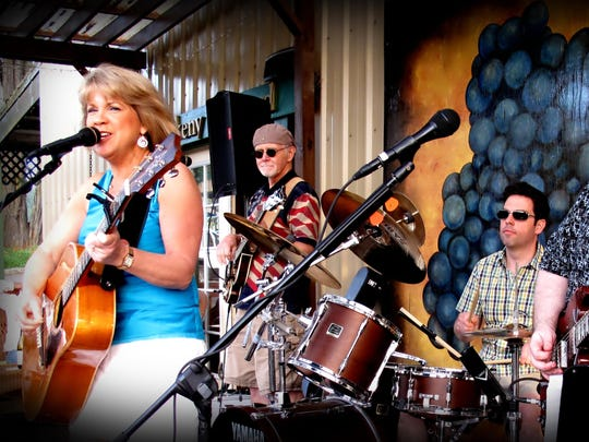 Take in a night of rock, jazz and blues with the Leanne McClellan Band