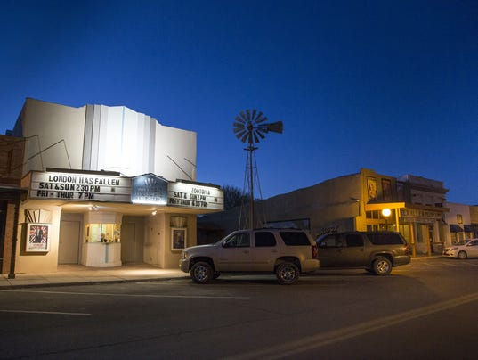 Willcox Historic Theater