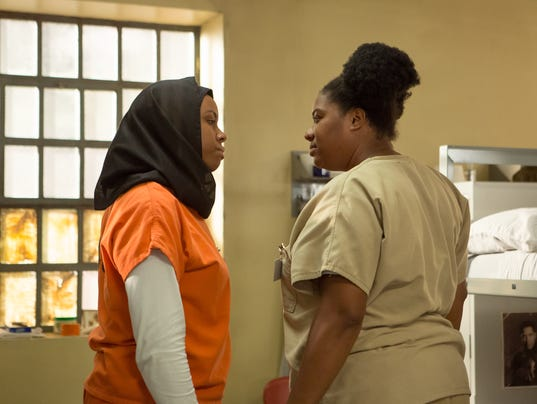 Orange Is the New Black Amanda Stephen UCF