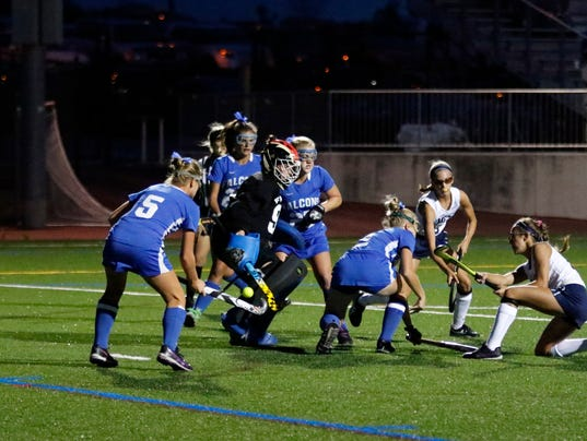 Lower Dauphin vs. Penn Manor Field Hockey
