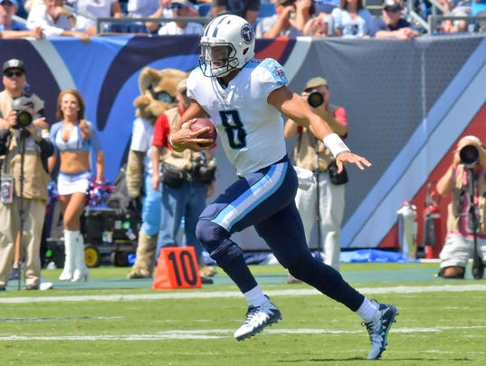 USP NFL: OAKLAND RAIDERS AT TENNESSEE TITANS S FBN TEN OAK USA TN