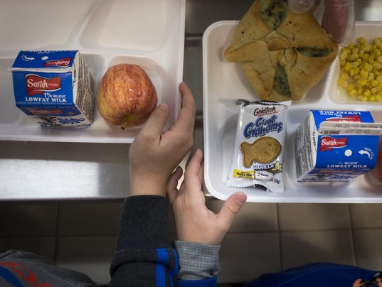 School lunches GoFundMe