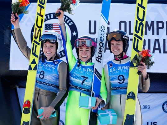 Ski Jumping: U.S. Olympic Team Trials SKi Jumping