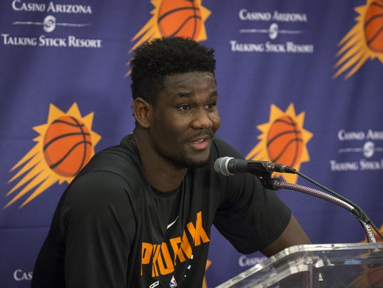 NBA mock draft: Deandre Ayton at No. 1, but changes in top 10