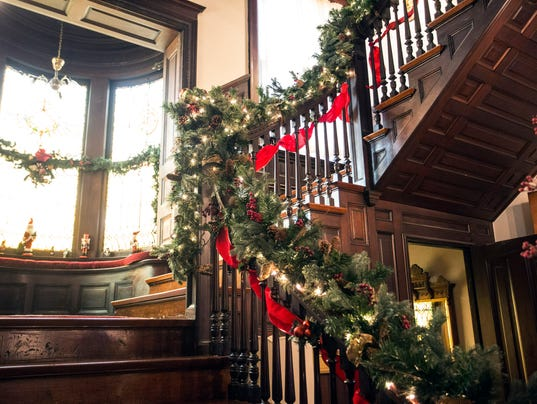 Old Louisville Holiday Home Tour Gives Look Inside