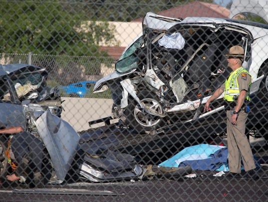 Fatal Car Accident Phoenix Friday