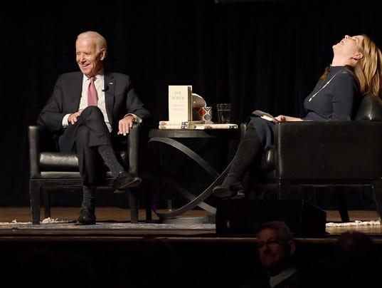 American Promise Tour Joe Biden