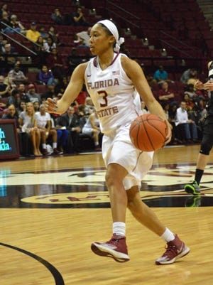 Emiah Bingley is ready to embrace this upcoming season where she will have a larger role for the Seminoles. The senior guard averaged 4.3 PPG and 1.1 APG, but most importantly shot 36.6 percent from deep in her junior campaign.