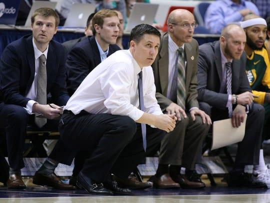 Former San Francisco Dons head coach Rex Walters.