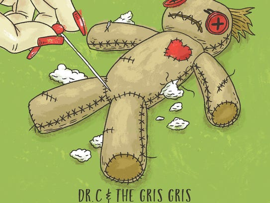 """""""Hexes with Axes,"""" the debut CD from Dr. C and the"""