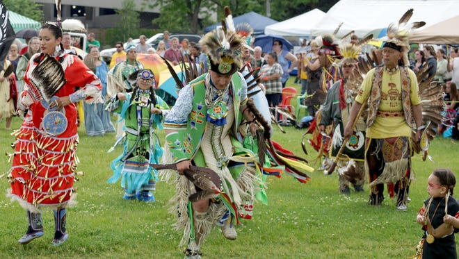 The Lansing Riverbank Powwow returns this weekend.
