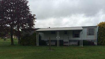 Jeremy Nolin was found dead in this residence at 7434 Cemetery Ave. in Pittsville, Maryland.