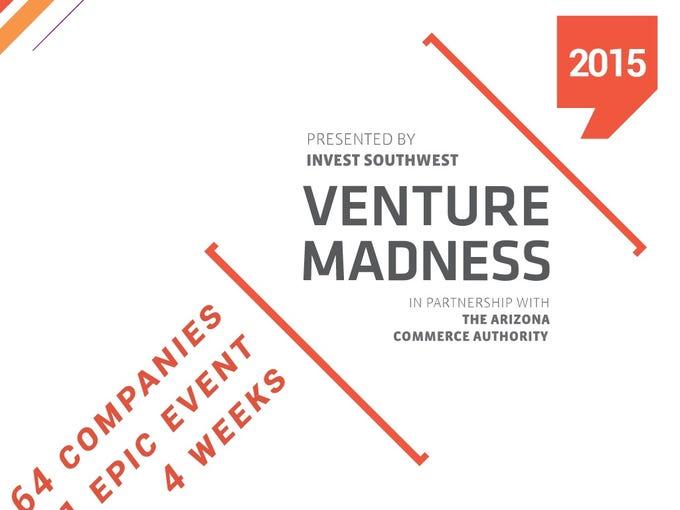 Arizona startups will compete in March 2015 in Venture