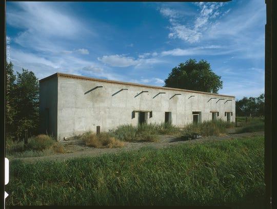 Casa Ronquillo in San Elizario will be restored. It