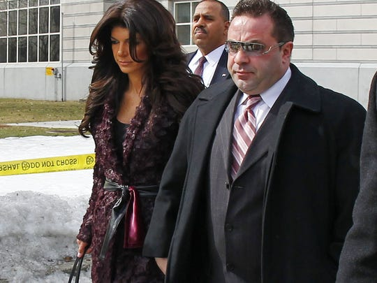 'RHONJ' couple Teresa and Joe Guidice will take turns serving time while the other tends to their children.