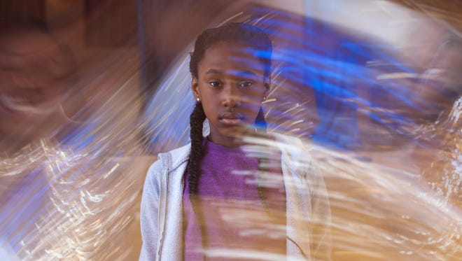 """Royalty Hightower as Toni in Anna Rose Holmer's """"The Fits."""""""