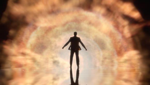 Wow, man: Neil deGrasse Tyson stares into the 'Cosmos.'
