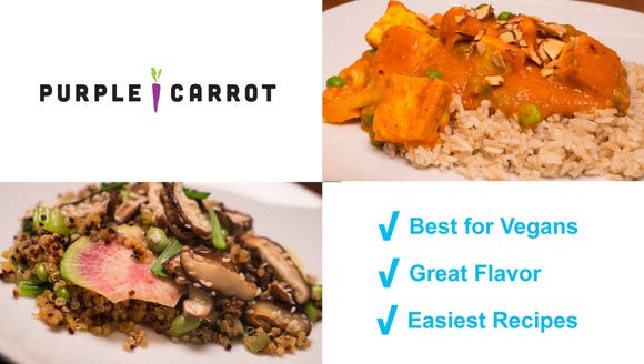 Purple Carrot - Best for Vegans